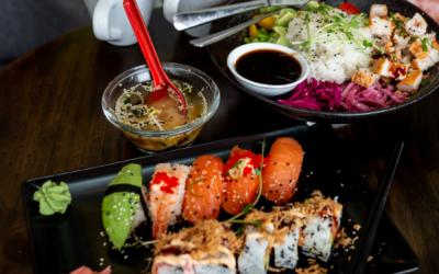 A&M Sushi Bar öppnar i Staffanstorp
