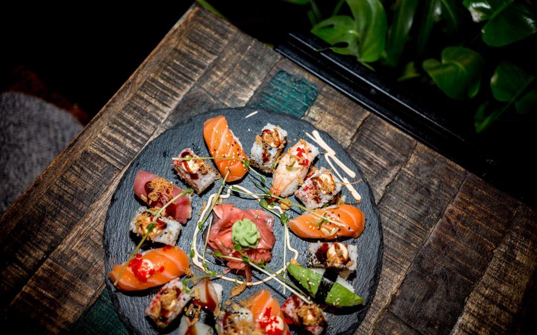 Premiär för A&M Sushi Bar i Falkenberg